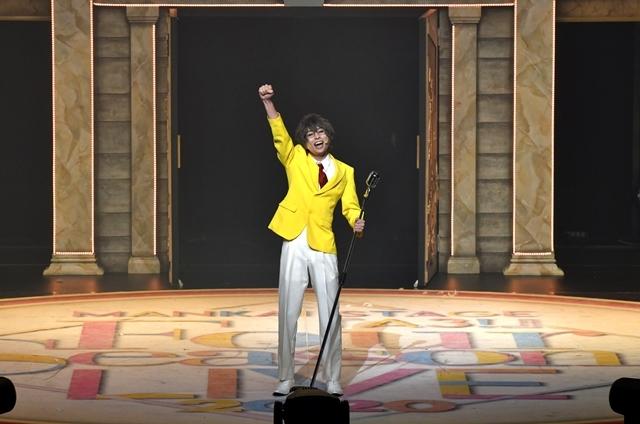 MANKAI STAGE『A3!』~Four Seasons LIVE 2020~本日開幕! キャストの横田龍儀さん・陳内将さん・水江建太さん・荒牧慶彦さんからコメント到着-2