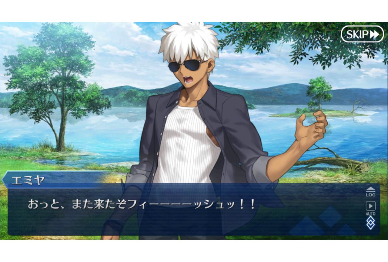 『Fate』シリーズ用語・ネタ解説【連載14回:フィーッシュ!!】