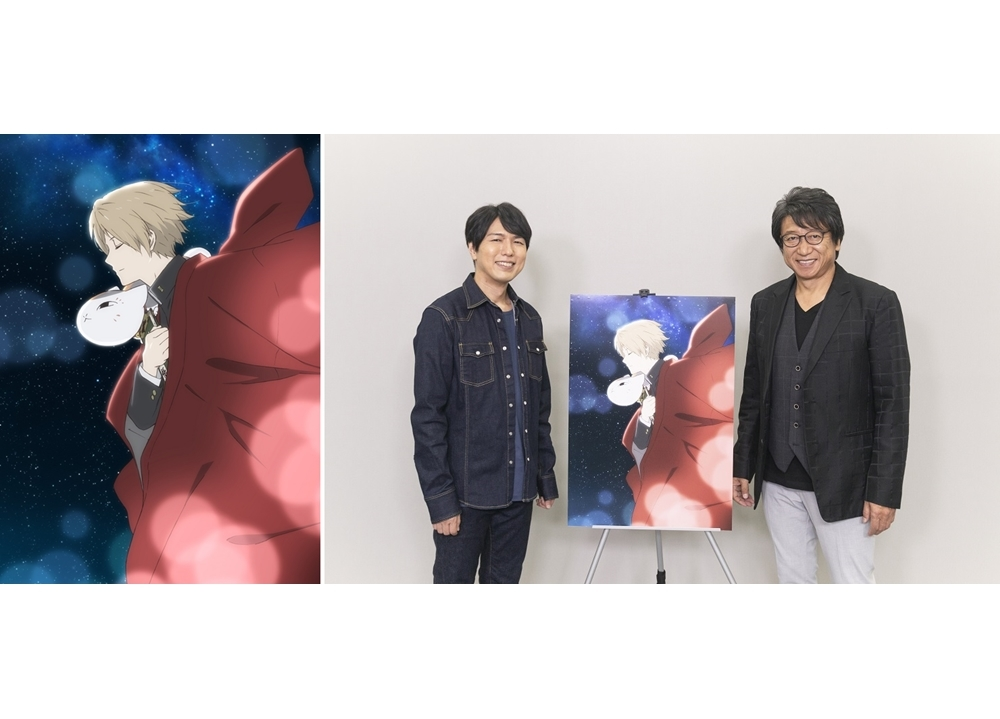 『夏目友人帳』新作アニメが制作決定!声優の神谷浩史らより色紙コメント到着