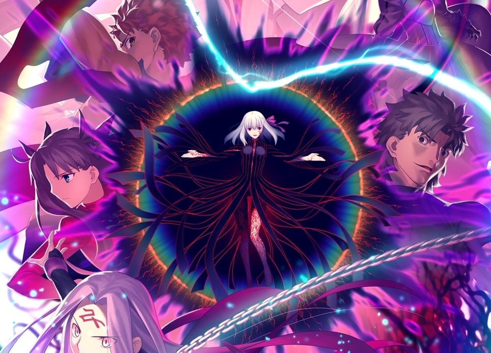 劇場版「Fate/stay night [HF]」第3章、動員数100万人を突破!