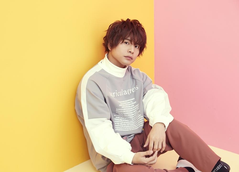 声優アーティスト・仲村宗悟、3rd シングル「JUMP」が2021年2月10日発売決定!