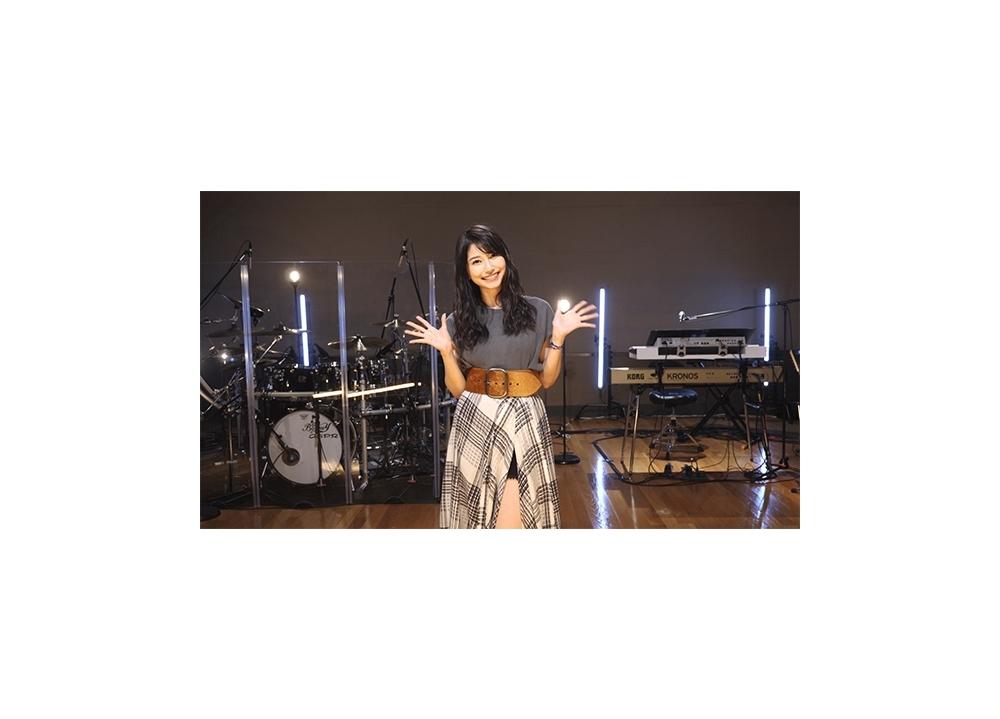 声優・シンガー雨宮天、9/27開催オンラインライブへのコメント動画公開!