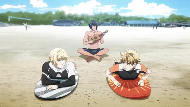 劇場アニメ『WAVE!!〜サーフィンやっぺ!!〜』前野智昭さん&小笠原仁さん&中島ヨシキさんインタビュー|海でつながっている3人。いつかみんなでサーフィンを……