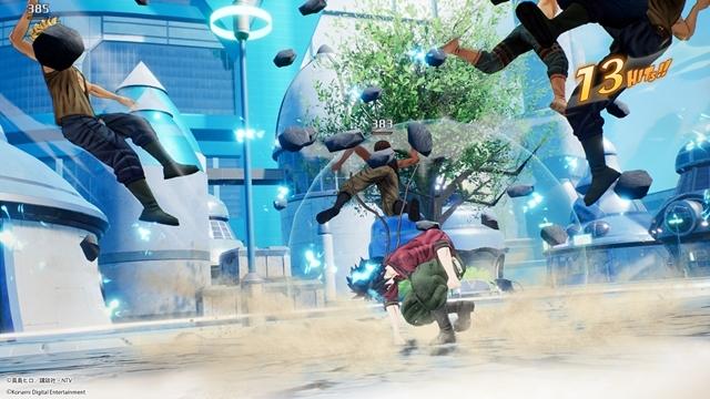 真島ヒロ氏最新作『EDENS ZERO(エデンズゼロ)』2021年4月よりTVアニメ化決定! 出演声優に寺島拓篤さん・小松未可子さん・釘宮理恵さん