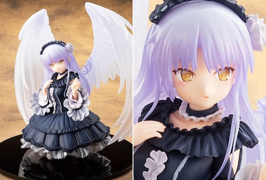 『Angel Beats!』立華かなでが天使の装いでフィギュア化