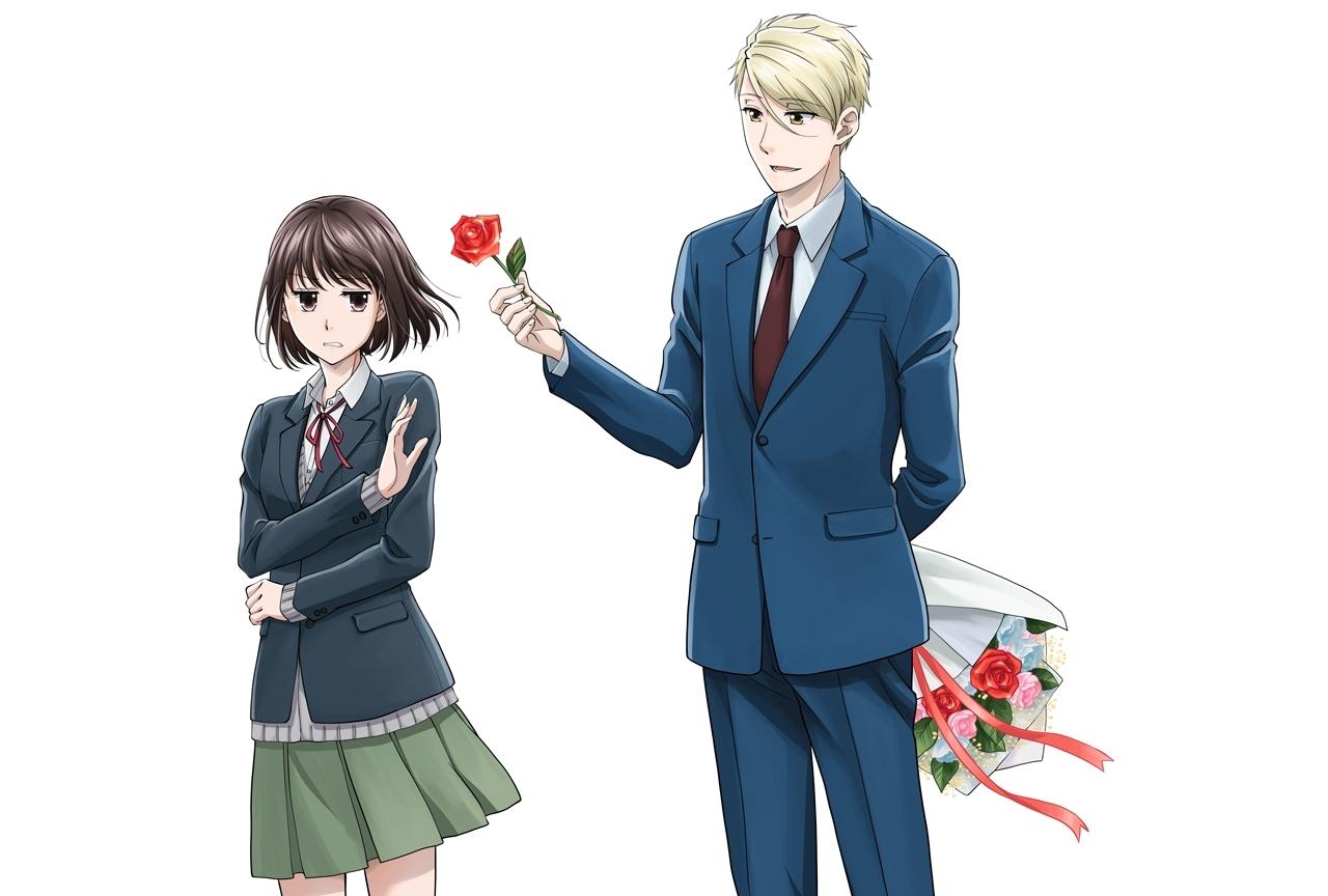 TVアニメ『恋きも』ティザービジュアル公開