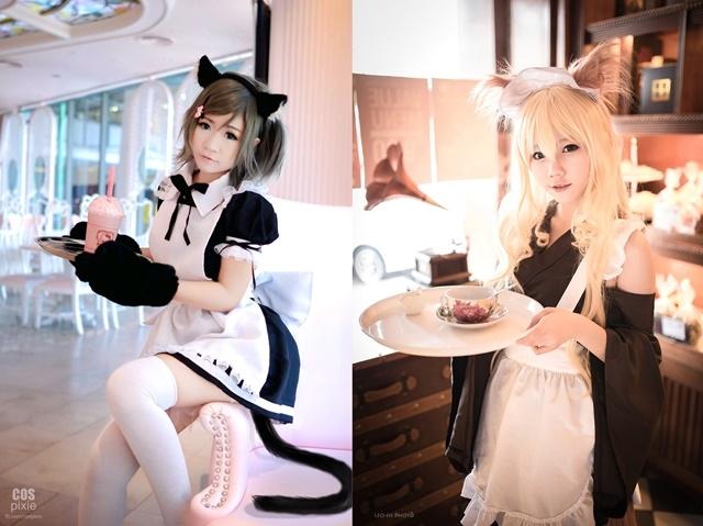 人気作『変態王子と笑わない猫。』より、女性キャラクターのコスプレ特集! 筒隠月子、小豆梓に扮するコスプレイヤーさんたちをピックアップ-1