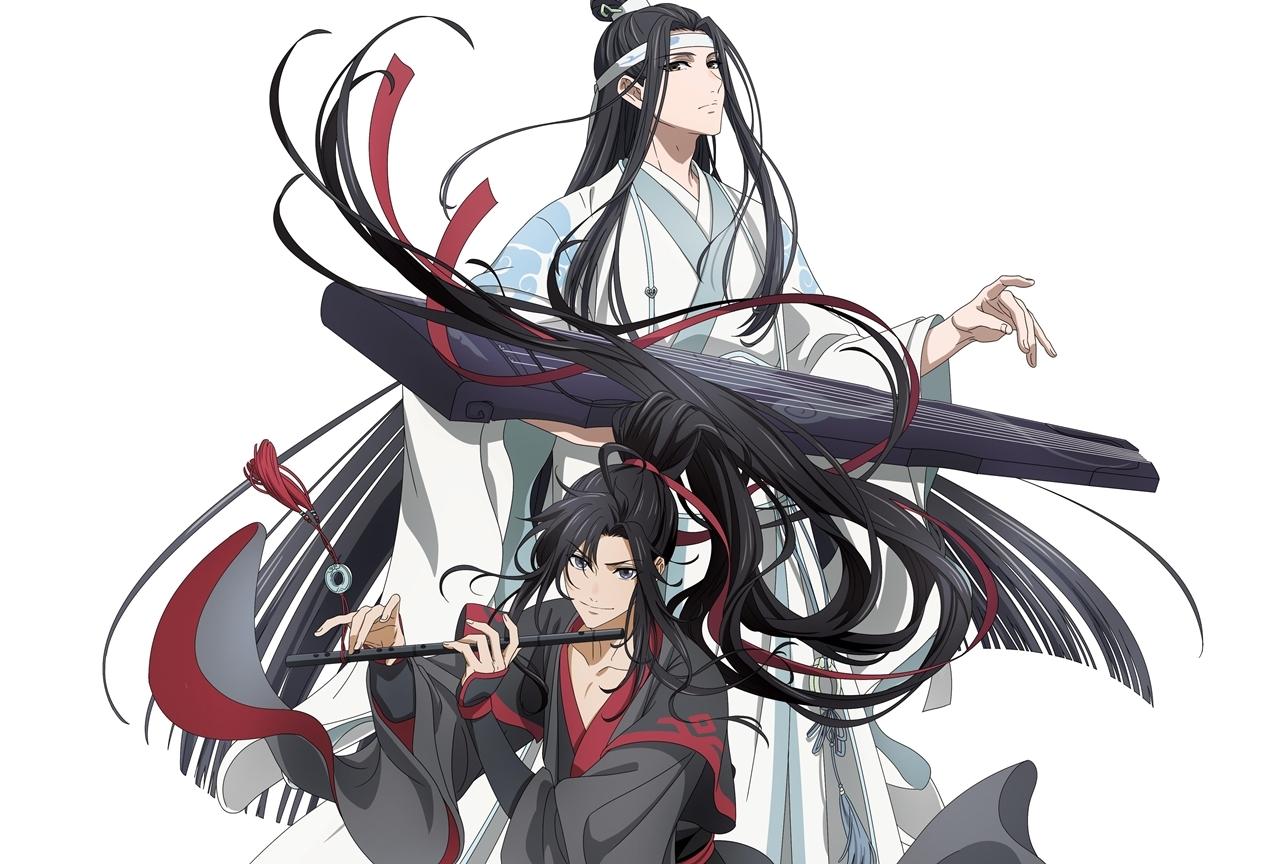アニメ『魔道祖師』日本語吹替版に木村良平&立花慎之介が出演