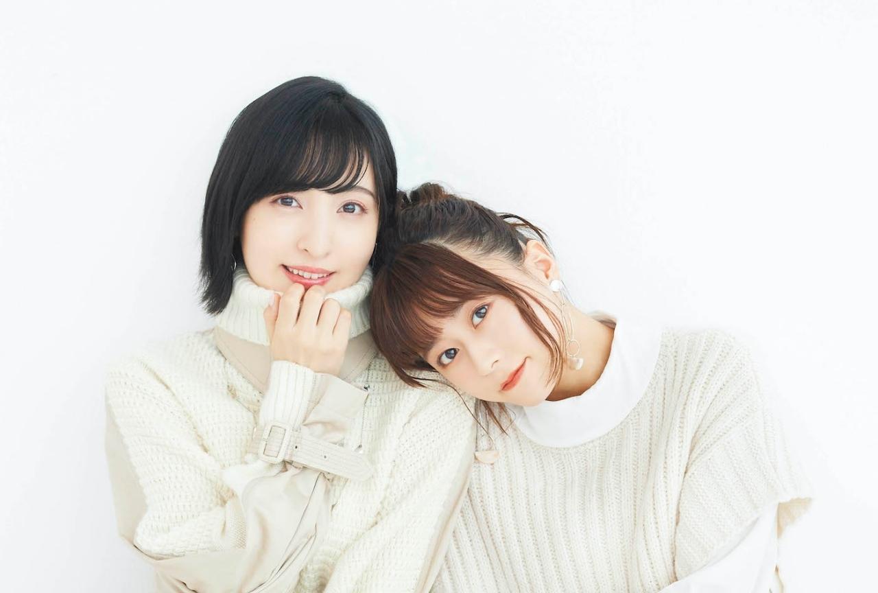 声優・佐倉綾音&水瀬いのりが「My Girl」最新号の表紙に登場