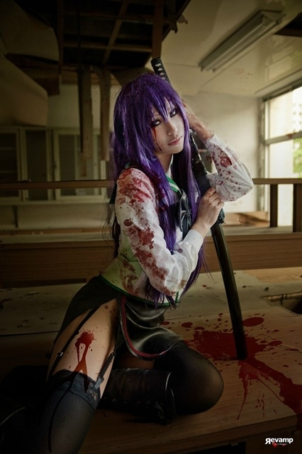 学園黙示録 HIGHSCHOOL OF THE DEAD-7