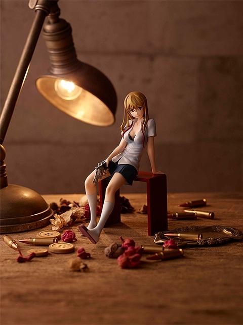 """TVアニメ『グレイプニル』より、「青木紅愛」&「吉岡千尋」が""""POP UP PARADE""""シリーズからフィギュア化!【今なら15%OFF!】"""