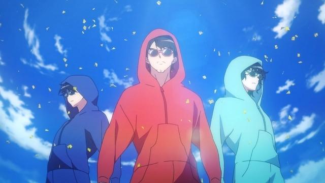 秋アニメ『体操ザムライ』OPテーマはORANGE RANGEの「上海ハニー」のカバー! OP映像&浪川大輔さん、小野賢章さん、梶裕貴さんのコメント到着