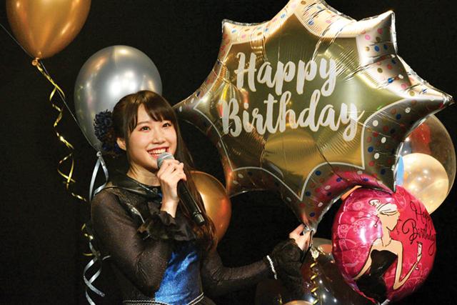 「Run Girls, Run! Online Live ~ランガリング・リンクライブ♪~」昼公演レポート!23歳になった厚木那奈美さんがソロ曲『逆さまのガウディ』を初披露-6