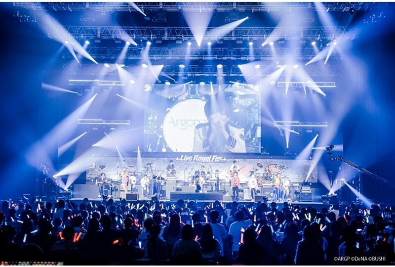 「ARGONAVIS AAside ライブ・ロワイヤル・フェス2020」公式レポ