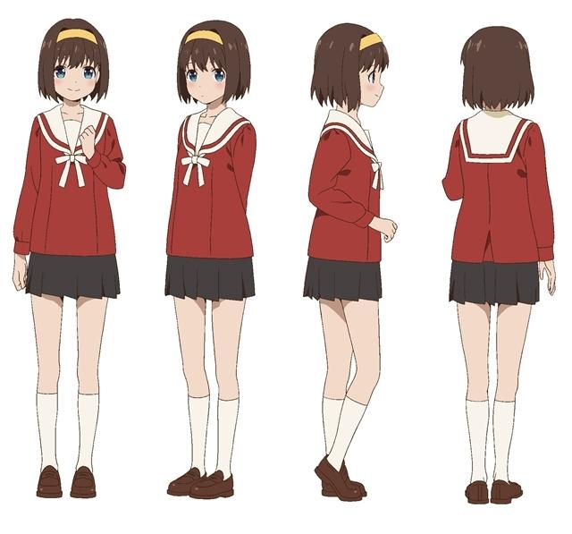 TVアニメ『ゲキドル』より、守野せりあ、各務あいり、雛咲いずみのキャラクター設定画と紹介文が公開!