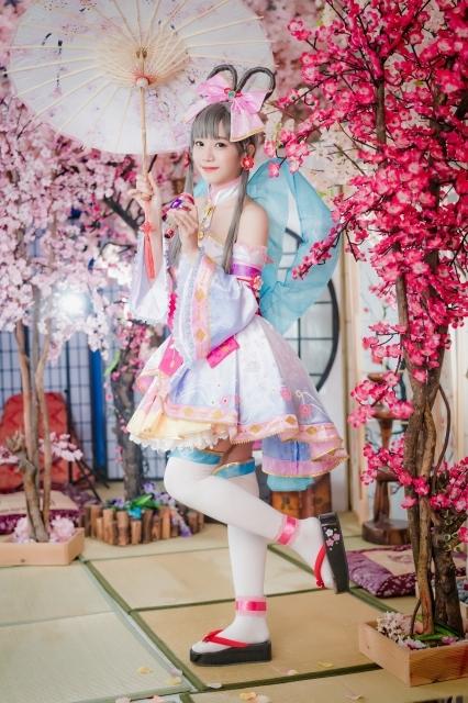 『アイドルマスター シンデレラガールズ』京都府出身アイドル・小早川紗枝の誕生日記念コスプレ特集! お嬢様キャラクターを表現した写真の数々をお届け!