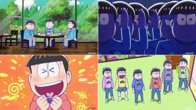 秋アニメ『おそ松さん』第3期 第2話「お届け物」より、あらすじ・場面カット公開!