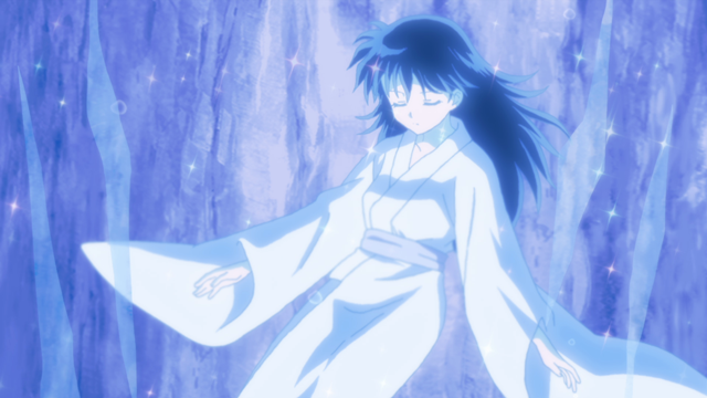 半妖の夜叉姫第4話過去への扉