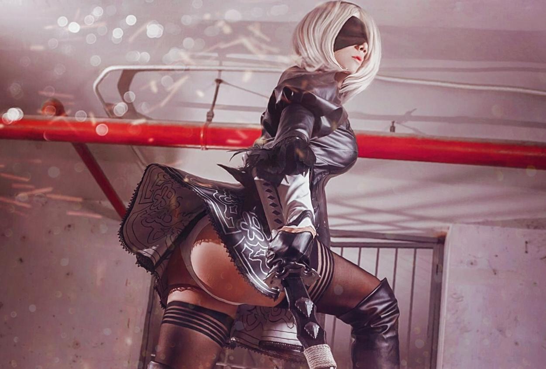 『ニーア オートマタ』2Bのコスプレ特集