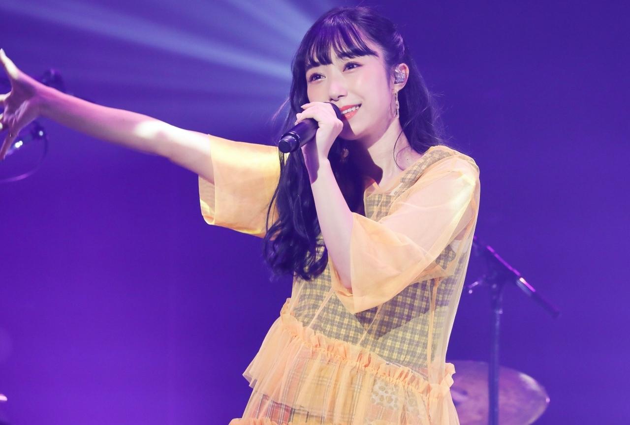 小林愛香の初配信ライブで2ndシングルのリリースなど発表
