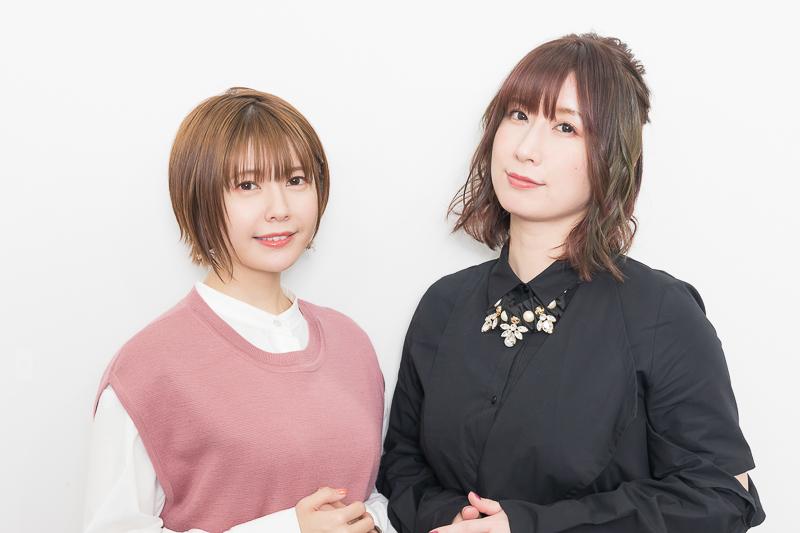『五等分の花嫁』ゲームアプリ『ごとぱず』竹達彩奈&高森奈津美インタビュー