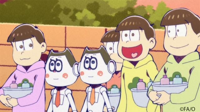 おそ松さん第3話評価値