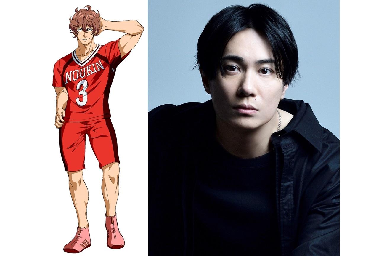 声優・鈴木達央がアニメ『灼熱カバディ』に出演決定/コメント到着