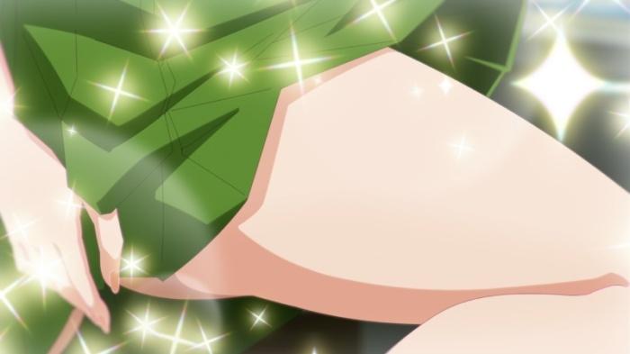 秋アニメ『土下座で頼んでみた』第3話のあらすじ、場面カット、「天の声」動画が公開! 放課後の保健室でSっ気の強い花南と二人きりに……!?