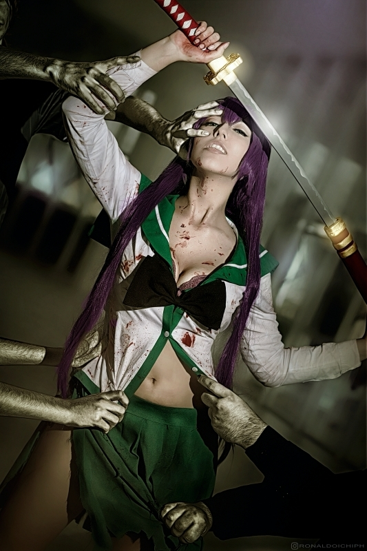 学園黙示録 HIGHSCHOOL OF THE DEAD-1