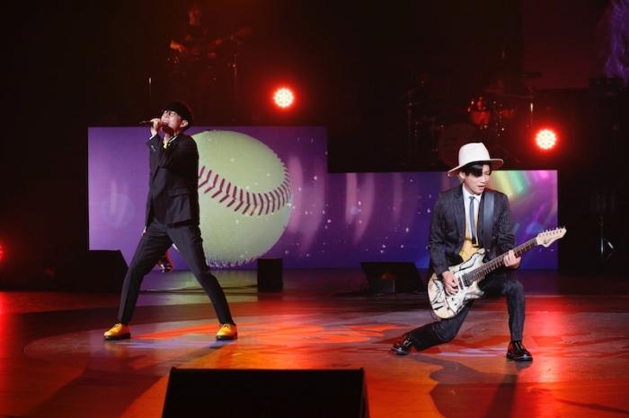 オーイシマサヨシ、下野紘、福山潤らが大熱唱! 総勢19名が全30曲を披露したライブ「P's LIVE! -Boys Side-」レポート-2