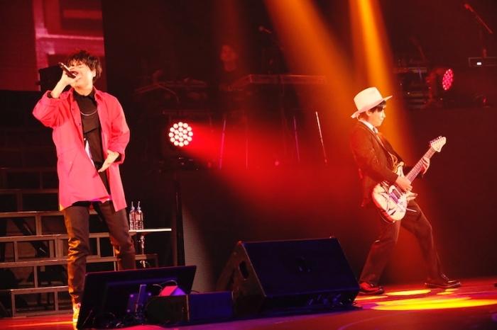 オーイシマサヨシ、下野紘、福山潤らが大熱唱! 総勢19名が全30曲を披露したライブ「P's LIVE! -Boys Side-」レポート-6