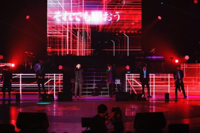 オーイシマサヨシ、下野紘、福山潤らが大熱唱! 総勢19名が全30曲を披露したライブ「P's LIVE! -Boys Side-」レポート-8