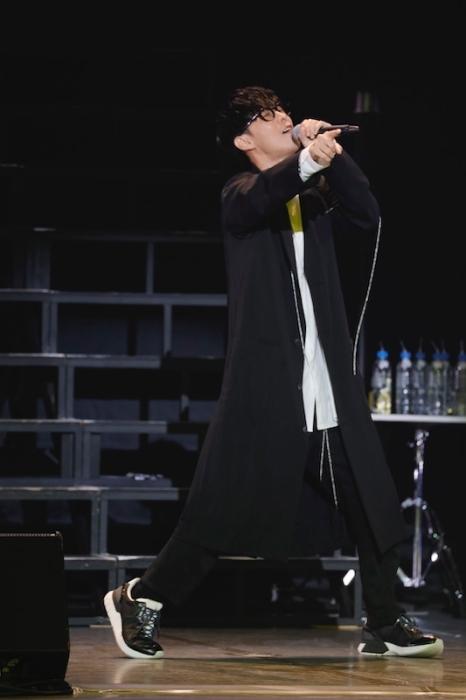 オーイシマサヨシ、下野紘、福山潤らが大熱唱! 総勢19名が全30曲を披露したライブ「P's LIVE! -Boys Side-」レポート-12