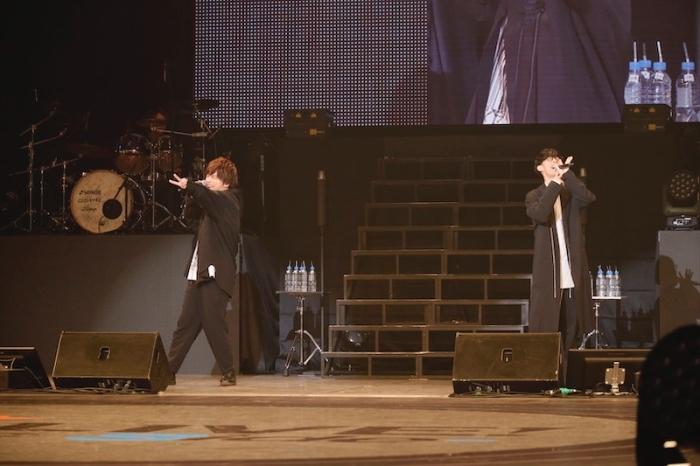 オーイシマサヨシ、下野紘、福山潤らが大熱唱! 総勢19名が全30曲を披露したライブ「P's LIVE! -Boys Side-」レポート-13