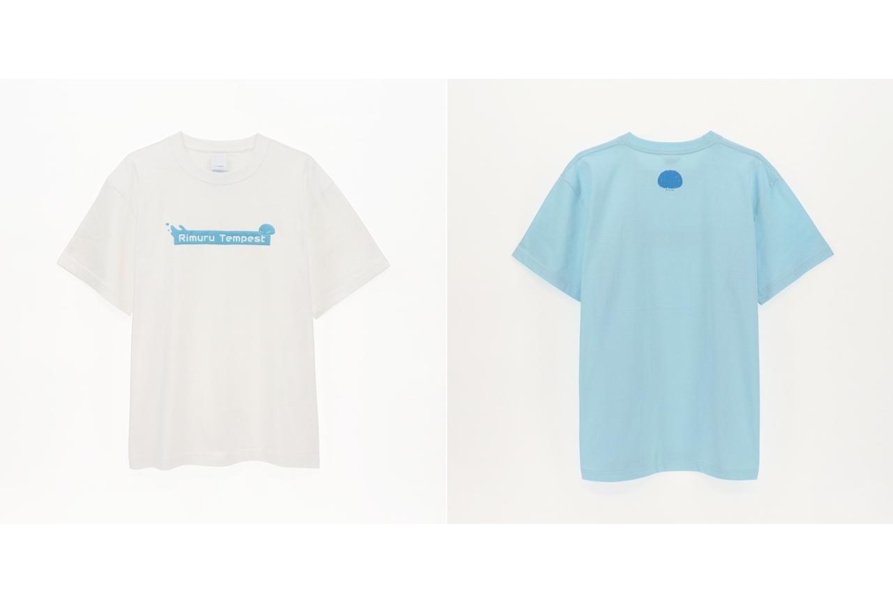 『転スラ』リムル様Tシャツ(全2種)が発売決定