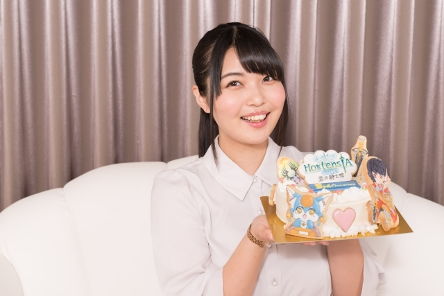 声優・大坪由佳が結婚を発表。お相手は29歳の一般男性