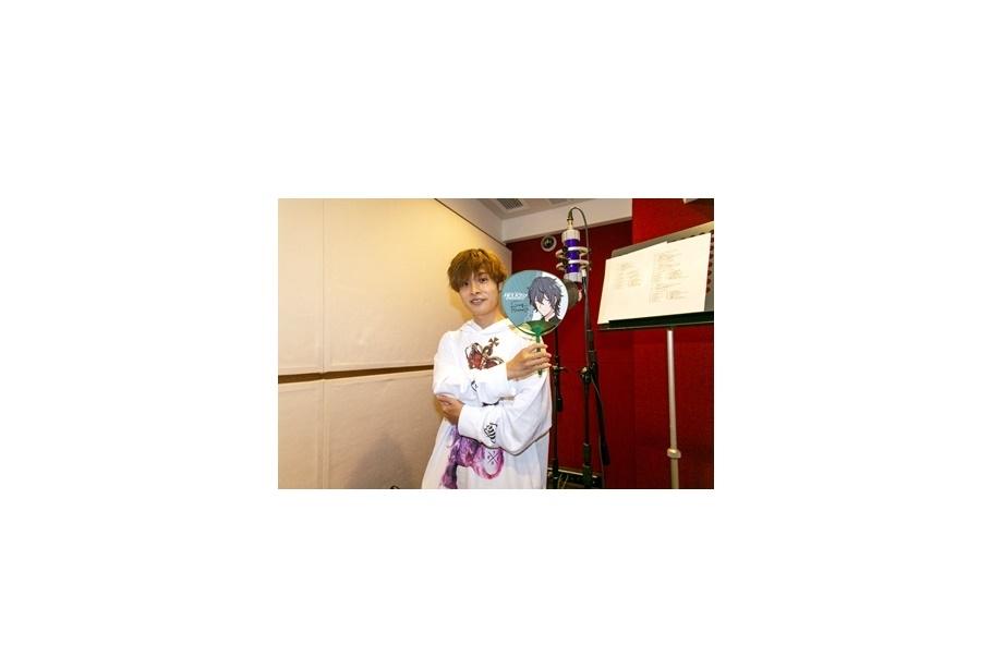 ゲームアプリ『エリオスR』第3章ED グレイ役・岡本信彦インタビュー