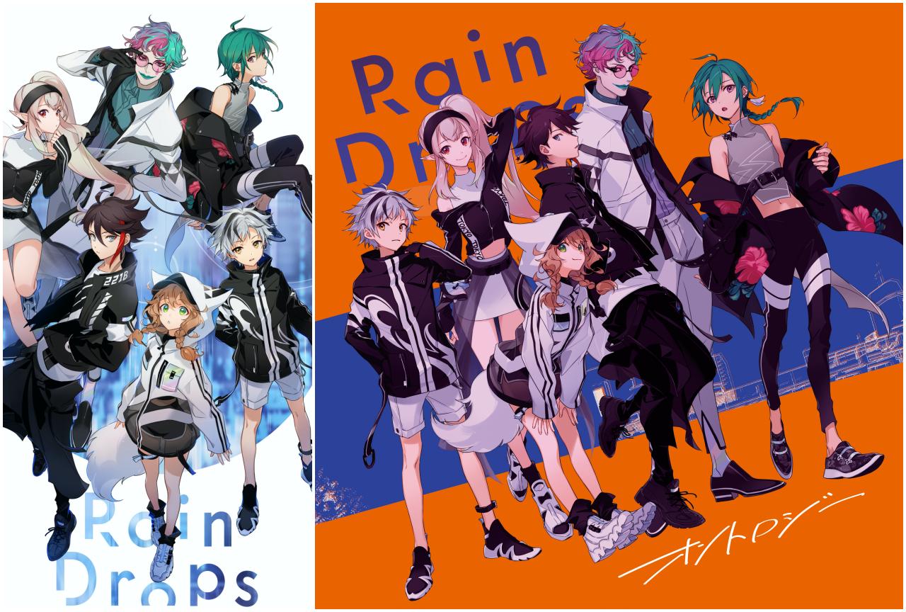 Rain Drops 2nd MINI ALBUM『オントロジー』発売記念インタビュー