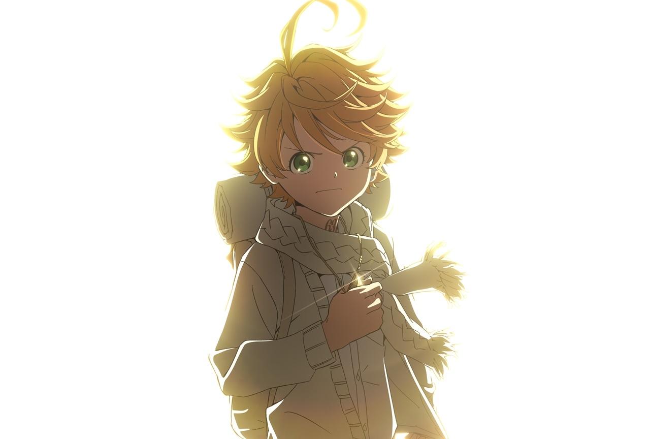 冬アニメ『約ネバ』第2期初回放送日が決定、最新CMも公開