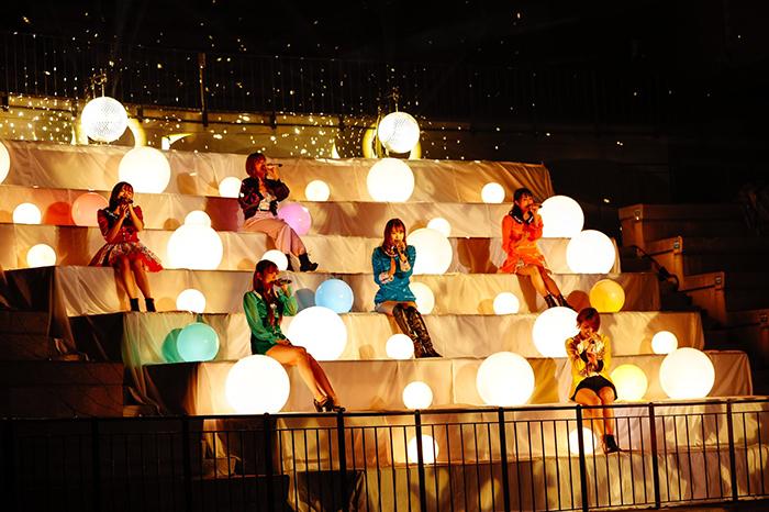 i☆Ris 8th Anniversary Live ~88888888~夜公演レポート