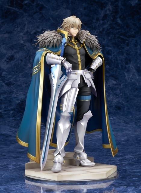 『Fate/Grand Order』より、「セイバー/ガウェイン」第三再臨がフィギュア化! アニメイトにて予約受付中!【今なら890ポイント還元】の画像-5