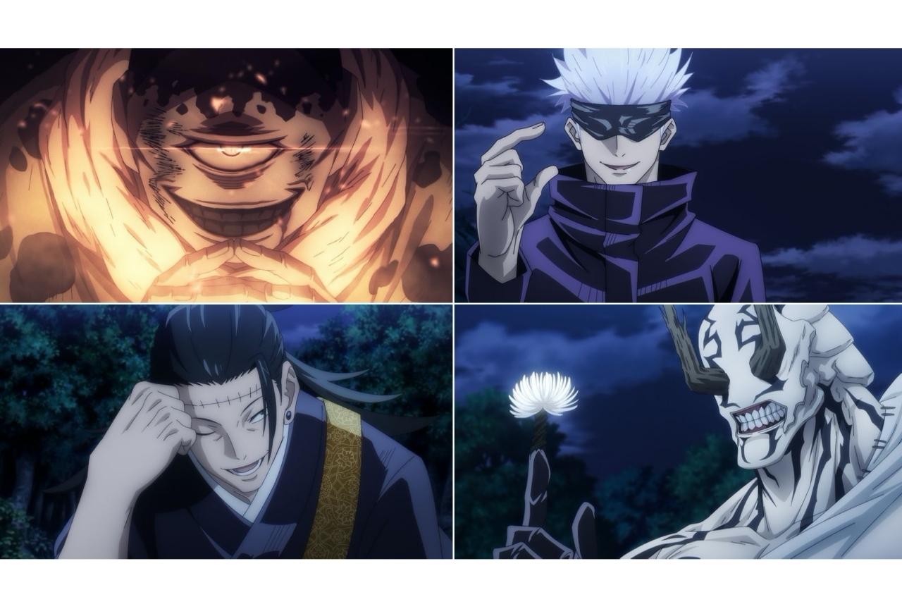 五条 呪術 回戦