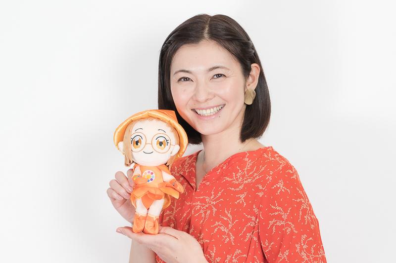 アニメ映画『魔女見習いをさがして』秋谷智子 声優インタビュー