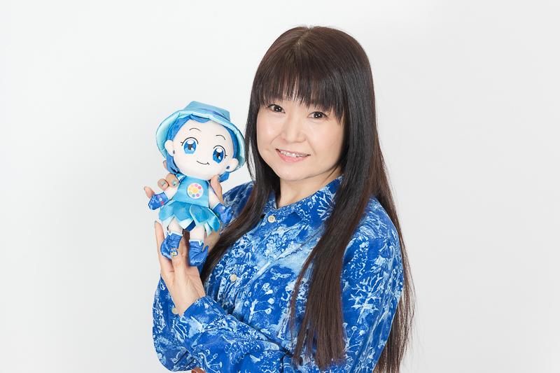 アニメ映画『魔女見習いをさがして』松岡由貴 声優インタビュー