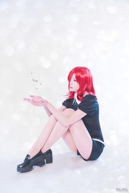 声優・小松未可子さん誕生日記念コスプレ特集! 『K』ネコ、『宝石の国』シンシャなど、これまでに演じられたキャラクターのコスプレ写真をお届け!