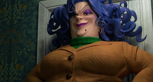スタジオジブリ初の全編3DCG制作の長編アニメ『アーヤと魔女』総合テレビで放送! アーヤ役・平澤宏々路さんをはじめ寺島しのぶさんら声優陣発表! 宮崎吾朗監督らのコメントも到着-2