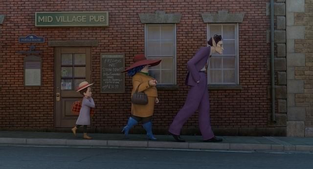 スタジオジブリ初の全編3DCG制作の長編アニメ『アーヤと魔女』総合テレビで放送! アーヤ役・平澤宏々路さんをはじめ寺島しのぶさんら声優陣発表! 宮崎吾朗監督らのコメントも到着-16