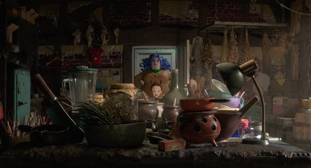スタジオジブリ初の全編3DCG制作の長編アニメ『アーヤと魔女』総合テレビで放送! アーヤ役・平澤宏々路さんをはじめ寺島しのぶさんら声優陣発表! 宮崎吾朗監督らのコメントも到着-18