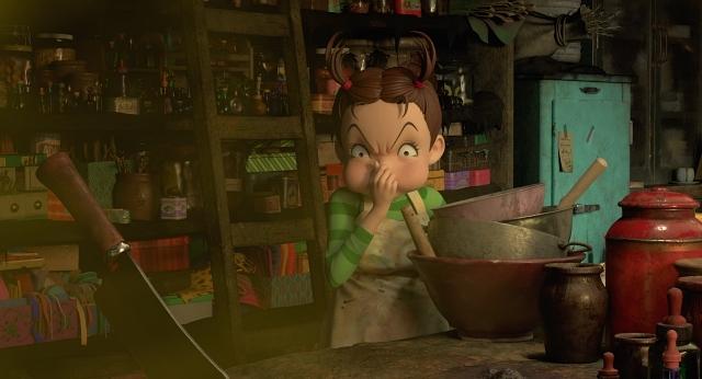 スタジオジブリ初の全編3DCG制作の長編アニメ『アーヤと魔女』総合テレビで放送! アーヤ役・平澤宏々路さんをはじめ寺島しのぶさんら声優陣発表! 宮崎吾朗監督らのコメントも到着-27