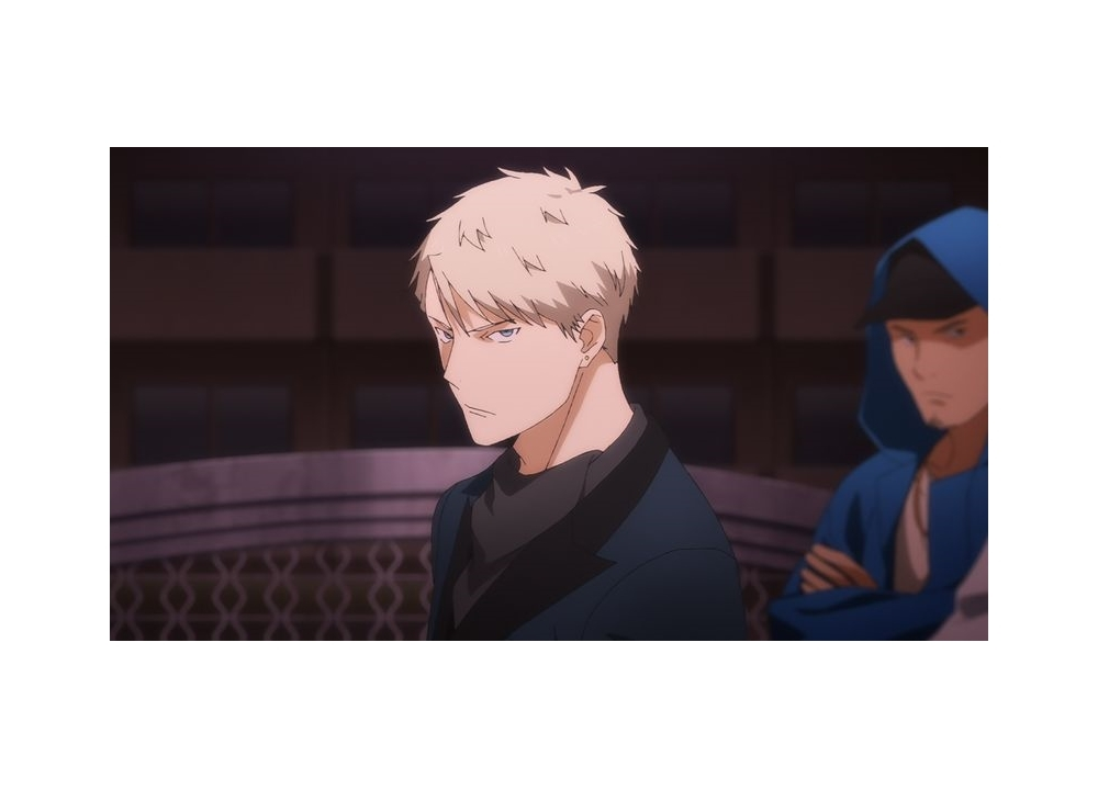 秋アニメ『IWGP』第七話「Gボーイズ冬戦争・後編」の先行場面カット到着!
